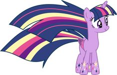 Twilight Sparkle - Rainbow Power by Elsia-pony on DeviantArt My Little Pony Twilight, My Little Pony 1, My Little Pony Drawing, Little Poney, My Little Pony Pictures, My Little Pony Friendship, Cute Pictures, Sparkle Image, My Little Pony Wallpaper