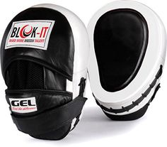 Focus Pads by Blok-IT - Train to Hit Harder, Faster, and More Accurately with These Ultra Absorbent and Perfectly Fitting Gel Focus Mitts -For Any Type Of Martial Arts Training! (White) - http://www.exercisejoy.com/focus-pads-by-blok-it-train-to-hit-harder-faster-and-more-accurately-with-these-ultra-absorbent-and-perfectly-fitting-gel-focus-mitts-for-any-type-of-martial-arts-training-white/martial-arts/