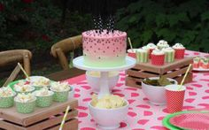 Miss Mouse Boutique Party Supplies, Birthday Cake, Boutique, Desserts, Kids, Food, Tailgate Desserts, Young Children, Deserts