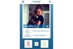 LinkedUp! - 1 app para quem gosta de trabalhar e quer namorar ;) - Blue Bus