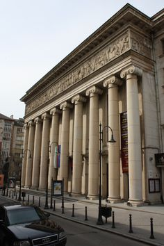 National Opera and Ballet, Bulgaria v