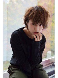 ~LAFUI~アンニュイモードマッシュ - 24時間いつでもWEB予約OK!ヘアスタイル10万点以上掲載!お気に入りの髪型、人気のヘアスタイルを探すならKirei Style[キレイスタイル]で。