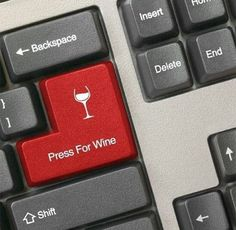 Who else needs a #wine button?