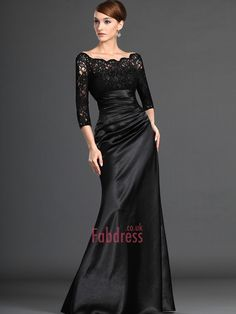 Marvelous Floor-Length Off The Shoulder Lace Dress Dresses 2014 048c91b8f5b0