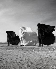 Desert: inside and outside