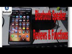 BLUETOOTH SPEAKER REVIEW-Awesome Speaker – Tolitstech Tech News, Bluetooth, China, Awesome, Music, Youtube, Musica, Musik, Muziek