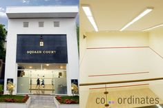 Squash Court - http://coordinates.in/architecture/hospitality/squash-court.php