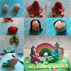 Food Design, Fondant, Children, Cakes, Young Children, Boys, Cake Makers, Kids, Kuchen