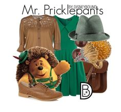 """Mr. Pricklepants"" by leslieakay ❤ liked on Polyvore featuring The Cambridge Satchel Company, So Nice, Red Herring, Miadora, Kenneth Jay Lane, Jigsaw, women's clothing, women, female and woman"