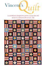 Vincent's Digital Quilt Pattern from ShopFonsandPorter.com