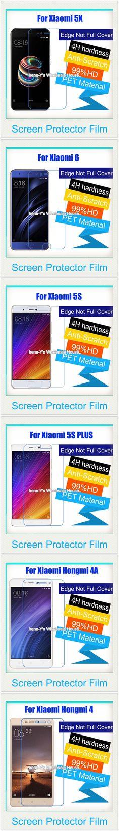 1pcs For Xiaomi Mix Max Note Mi5 Mi4C Mi4S Mi4 Mi3 Mi2 M5s Plus Clear Matte Screen Protector Film Guard Screen Protective Film
