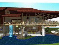 Casa Falésia  Projeto - RUI CÓRES  Architect  Bahia - Brazil