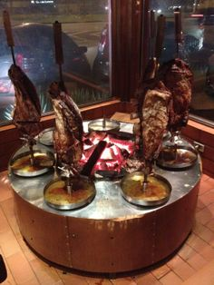 Fogo de Chão (Vila Olímpia) - Reservations: http://sao-paulo.restorando.com.br/restaurante/fogo-de-chao-vila-olimpia?utm_source=pinterest&utm_medium=post&utm_campaign=fogo-de-chao-vila-olimpia