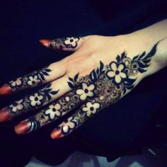 Beautiful Mehendi Design
