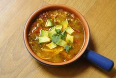 Fast Paleo » Chicken Tortilla-less Soup - Paleo Recipe Sharing Site
