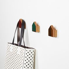 Coat Hangers – Copper & Concrete Clothes Hangers Kit, Bag hanger, home accessories– a unique product by MadeAndPrinted via en.dawanda.com