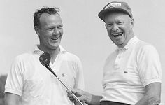Most Athletic Presidents  2. Dwight Eisenhower
