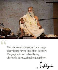 7th Feb quote from Sadhguru