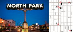 North Park: Craft beer, edgy boutiques, and thought-provoking art are popping up all over North Park. San Diego Neighborhoods, Neighborhood Watch, New West, America's Finest, South Park, Thought Provoking, Boutiques, Craft Beer, West Coast