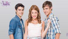 Violetta se siente atraída por dos chicos, uno se llama León y el otro se llama Tomás. Una duda que Violetta va a tener que descubrir poco a poco...