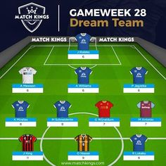 Liverpool FC came from behind to win 2-1 and one of their players makes it into the Gameweek 28 Dream Team on www.matchkings.com! #MatchKhelo #LFC #pl #fpl #fantasysoccer #soccer #fantasyfootball #football #fantasysports #sports #fplindia #fantasyfootballindia #sportsgames #gamers  #stats  #fantasy #MatchKings