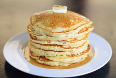 The BEST buttermilk pancake recipe. Everyone agreed. No need to search any further.