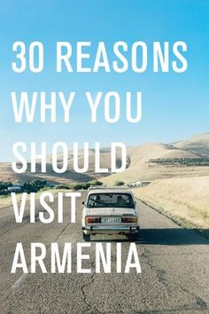 """Armenia is a former union soviet republic, in the mountainous Caucasus region between Asia and Europe. Yup, there is a country named Armenia and they speak Russian. Yerevan, the capital of Armenia is called the """"The pink city"""" and it is one of the most beautiful city that I've been to. They have a """"union soviet"""" feels architecture which I find it interesting. The buildings are massive, concrete and the streets are clean and spacious."""