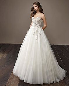 d62126e54cc6 Badgley Mischka Bernadette. Bridal BoutiqueKlienfeld Wedding DressesStunning  ...