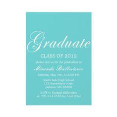 #graduate- #graduation invitations