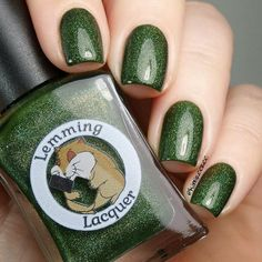 Lemming Lacquer - Levi The Reptile Boy
