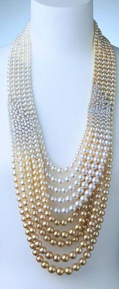 Pearls - Mikimoto