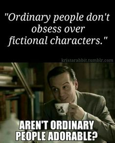 Aren't ordinary people adorable?