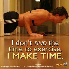 Fitness Motivation - Self Discipline