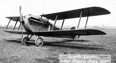 Sopwith Dolphin - Hispano-Suiza Engine 300 hp