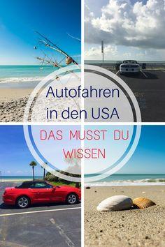 Autofahren in den USA - Das musst du wissen. Auf dem Reiseblog www.aiseetheworld.de findest du Reisetipps und USA-Tipps für deinen Urlaub in den USA, Nordamerika, Südwesten, Florida...
