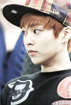Cute little Xiumin! I haven't been posting lately so please still love me