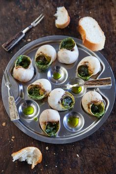 Recipe: Escargot de Bourgogne (Burgundy snails) is a traditional, flavorful specialty highly appreciated by gourmets throughout the world