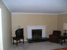 Fireplace remodel by DeHaan Remodeling Specialists Kalamazoo MI ...