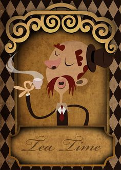 Teatime by Ariel Fajtlowicz