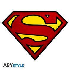 SUPERMAN Tapis de souris Logo Superman en forme                                                                                                                                                                                 Plus