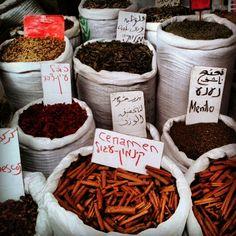 Spices - Bazaar Akka, Israel