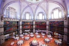 The Octagon - An extraordinary Grade II listed victorian venue