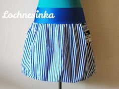 NESSIE LINE námořnická Line, Cheer Skirts, Fashion, Moda, Fishing Line, Fashion Styles, Fasion