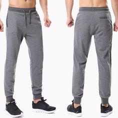 Primavera Otoño Deportes Mens Pantalones Thin Tejiendo Nariz Juventud popular pantalones de sudor