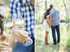 cheers! anniversary shoot idea