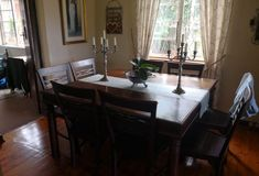 Dining Room, Dining Table, 4 Bedroom House, Garages, Baths, Separate, Lounge, Real Estate, Building
