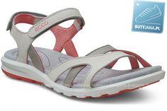 Sandały Beżowe Ecco Cruise Sonora Sandal 84160359902