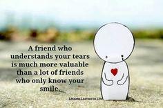 A FRIEND......