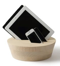 Let's put digital machines into a wooden stand. 'sample KINODAI'