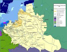 Polish-Lithuanian Commonwealth 1582 - Stefan Batory